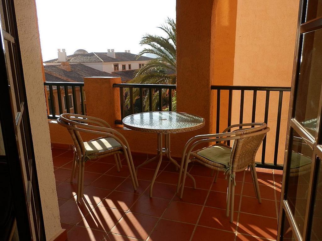 Apartamento en alquiler de temporada en calle Sorell, Altea - 281130856