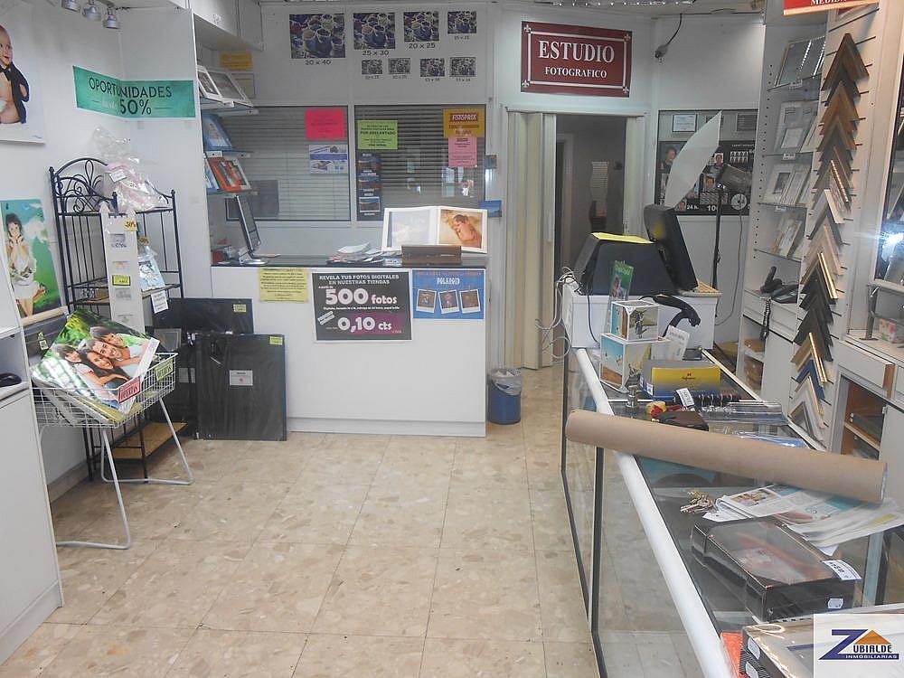 Local comercial en alquiler en calle Portuagelete, Portugalete - 304853516