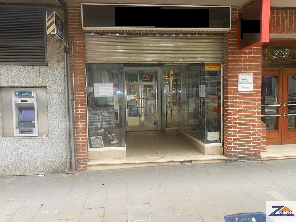 Local comercial en alquiler en calle Portuagelete, Portugalete - 304853517