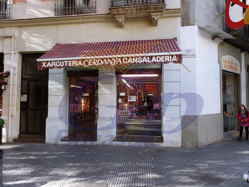 Local - Local comercial en alquiler en calle Consell de Cent, Eixample en Barcelona - 238632445