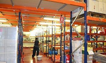 Planta baja - Nave industrial en alquiler en calle Gasometre, Segle xx en Terrassa - 243979236