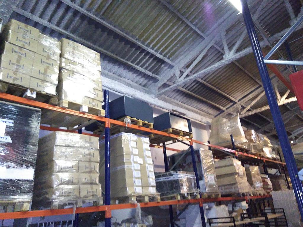 Planta baja - Nave industrial en alquiler en calle Gasometre, Segle xx en Terrassa - 243979314