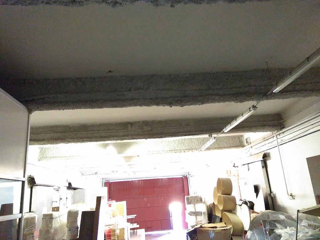 Planta baja - Nave industrial en alquiler en calle Gasometre, Segle xx en Terrassa - 243979369