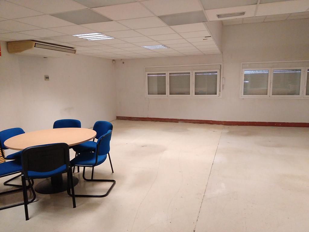 Oficina - Nave industrial en alquiler en calle Gasometre, Segle xx en Terrassa - 243979472