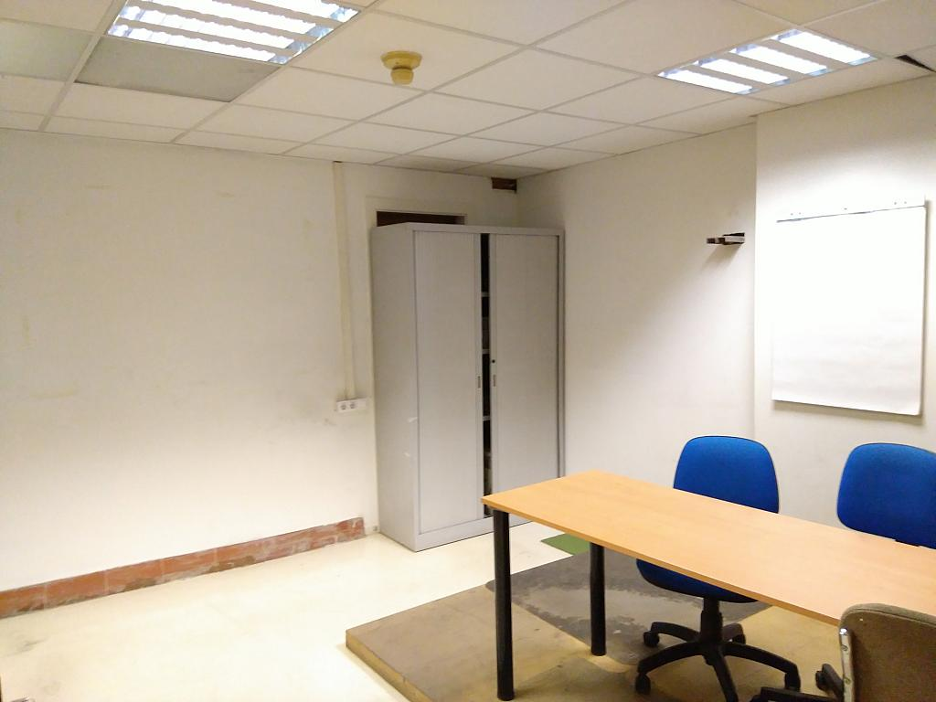 Oficina - Nave industrial en alquiler en calle Gasometre, Segle xx en Terrassa - 243979517