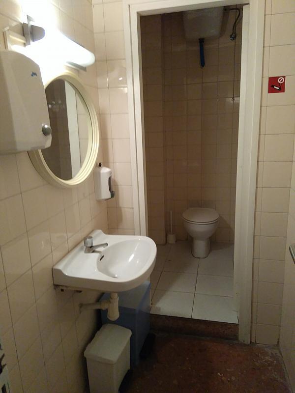 Baño - Nave industrial en alquiler en calle Gasometre, Segle xx en Terrassa - 243979687