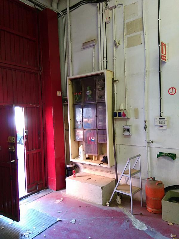 Detalles - Nave industrial en alquiler en calle Gasometre, Segle xx en Terrassa - 243979691
