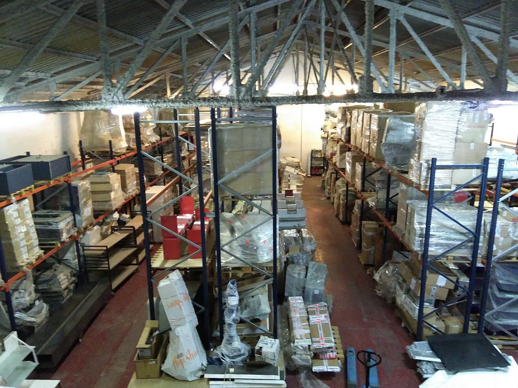 Planta baja - Nave industrial en alquiler en calle Gasometre, Segle xx en Terrassa - 243979721