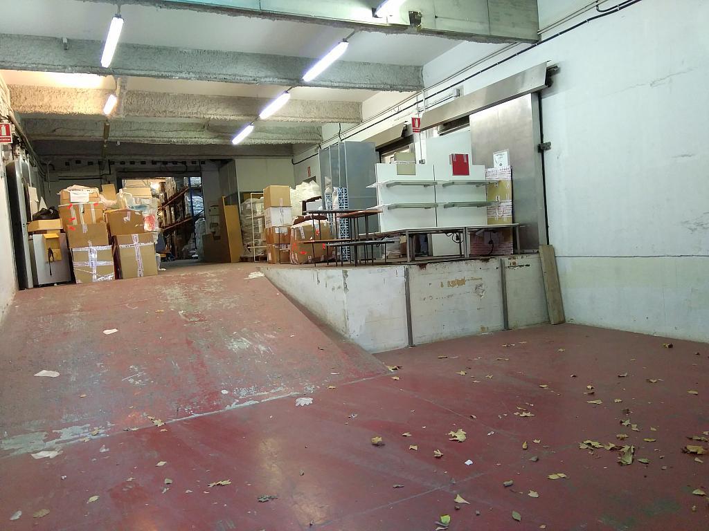 Detalles - Nave industrial en alquiler en calle Gasometre, Segle xx en Terrassa - 243979798