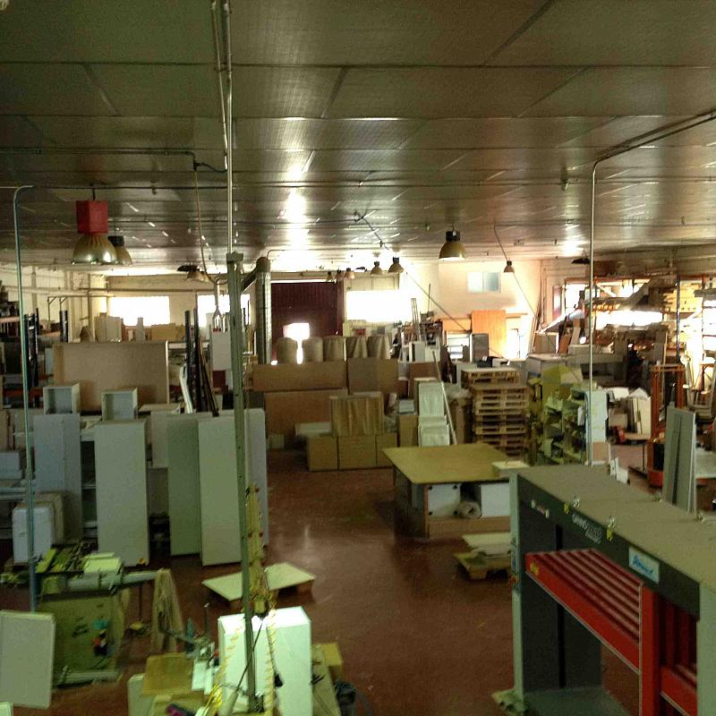 Planta baja - Nave industrial en alquiler en calle Sant Miquel del Toudell, Viladecavalls - 243990283