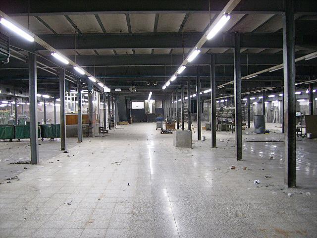 Planta baja - Nave industrial en alquiler en rambla Ibèria, Ca n¸oriach en Sabadell - 244744279