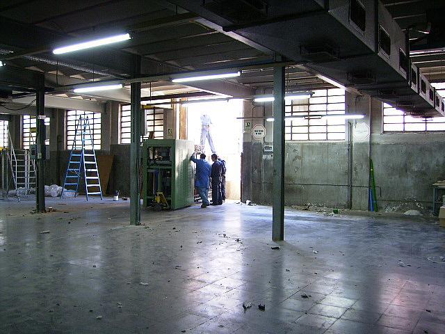 Planta baja - Nave industrial en alquiler en rambla Ibèria, Ca n¸oriach en Sabadell - 244744280