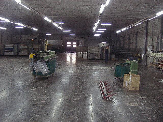Planta baja - Nave industrial en alquiler en rambla Ibèria, Ca n¸oriach en Sabadell - 244744293