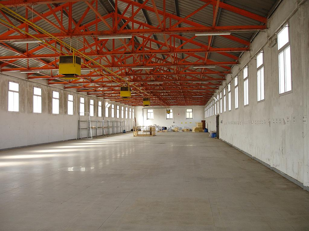 Planta baja - Nave industrial en alquiler en plaza Manuel Bonmatí, Sant Julia del Llor i Bonmati - 244954619
