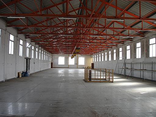Planta baja - Nave industrial en alquiler en plaza Manuel Bonmatí, Sant Julia del Llor i Bonmati - 244954622