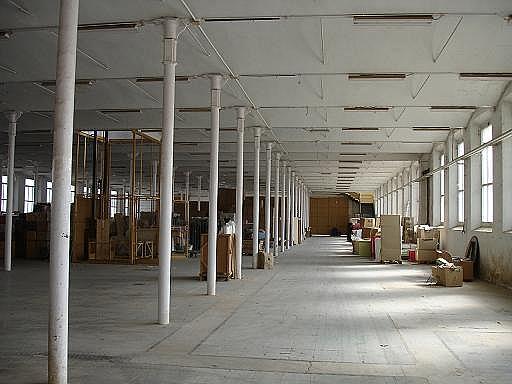 Planta baja - Nave industrial en alquiler en plaza Manuel Bonmatí, Sant Julia del Llor i Bonmati - 244954623