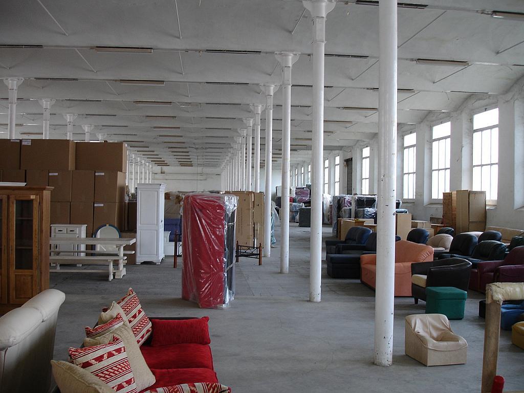 Planta baja - Nave industrial en alquiler en plaza Manuel Bonmatí, Sant Julia del Llor i Bonmati - 244954626