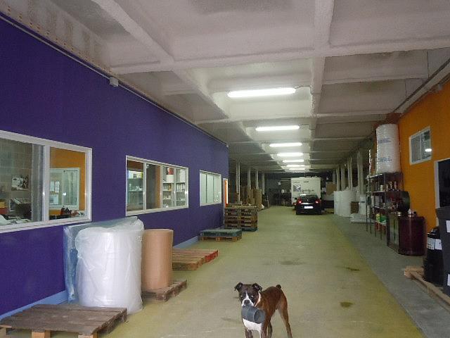 Planta baja - Nave industrial en alquiler en calle Pont Romà, Santa Maria de Palautordera - 244986570