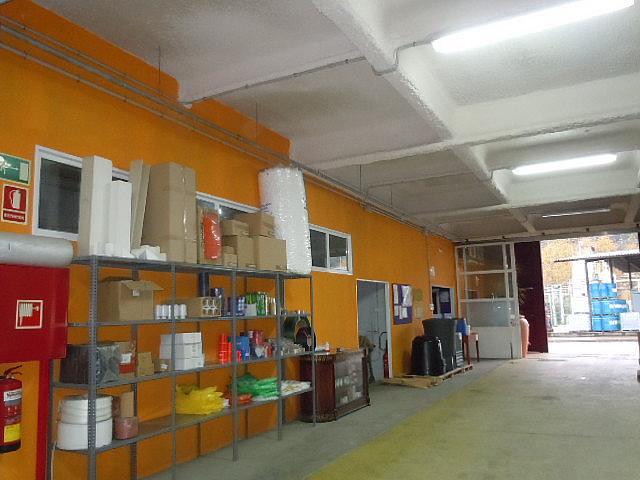 Planta baja - Nave industrial en alquiler en calle Pont Romà, Santa Maria de Palautordera - 244986588