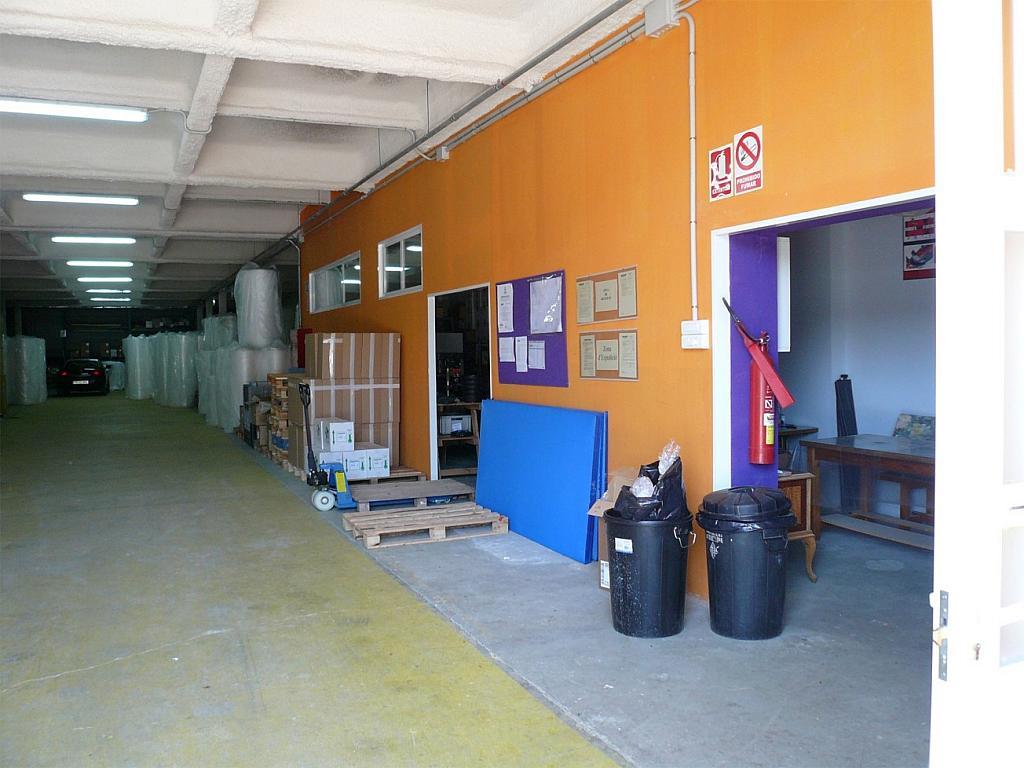 Planta baja - Nave industrial en alquiler en calle Pont Romà, Santa Maria de Palautordera - 244986608