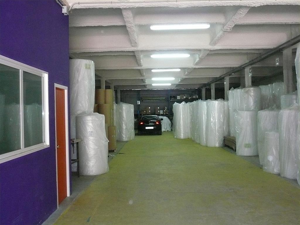 Planta baja - Nave industrial en alquiler en calle Pont Romà, Santa Maria de Palautordera - 244986634