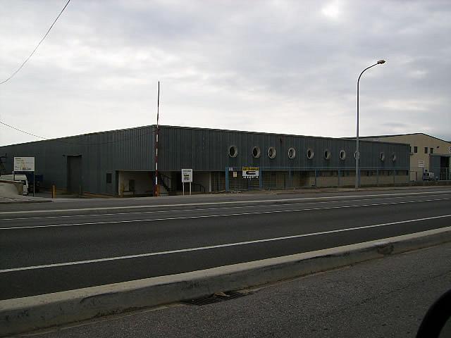 Fachada - Nave industrial en alquiler en carretera Del Pla, Valls - 245198514