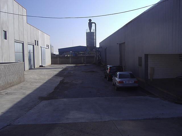 Patio - Nave industrial en alquiler en carretera Del Pla, Valls - 245198515