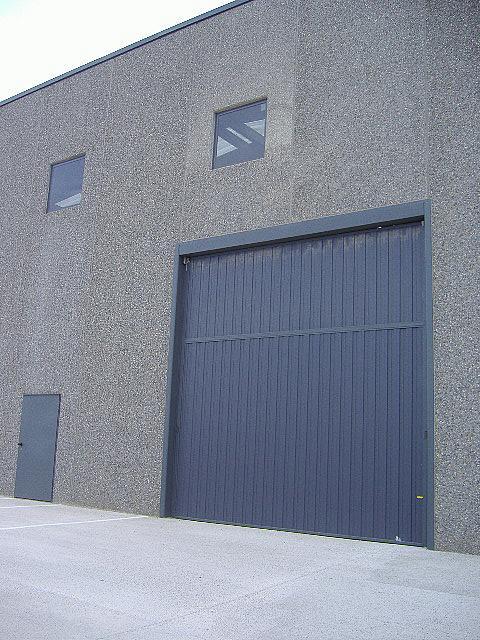 Fachada - Nave industrial en alquiler en calle Vilar D'abdela, Montornès del Vallès - 245245882