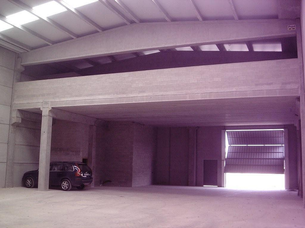 Planta baja - Nave industrial en alquiler en calle Vilar D'abdela, Montornès del Vallès - 245245883