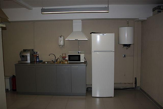 Cocina - Oficina en alquiler en calle Girona, Eixample esquerra en Barcelona - 249990242