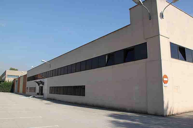 Fachada - Nave industrial en alquiler en calle Carlos Buigas, Sant Quirze del Vallès - 252002182