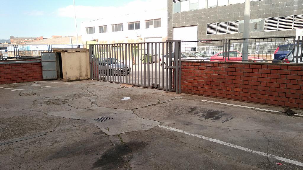 Patio - Nave industrial en alquiler en calle Anselm Turmeda, Polígon Sud-Oest en Sabadell - 258162564