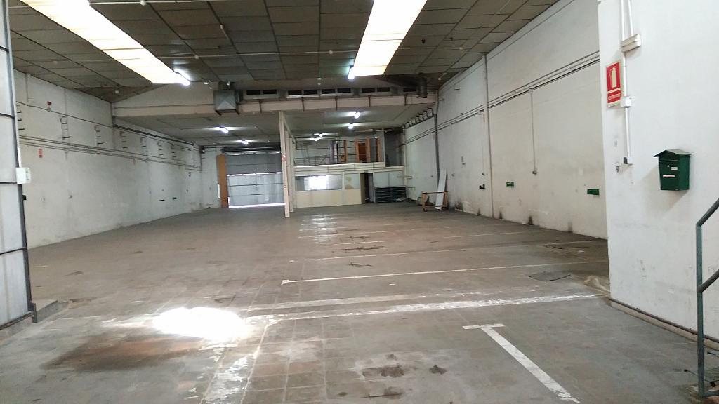 Planta baja - Nave industrial en alquiler en calle Anselm Turmeda, Polígon Sud-Oest en Sabadell - 258162576