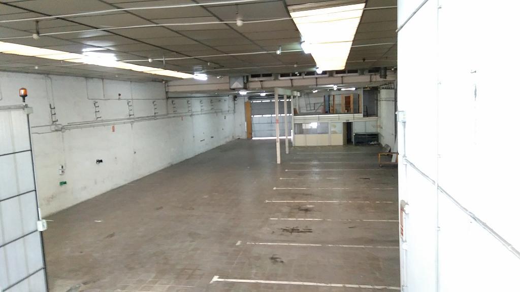 Planta baja - Nave industrial en alquiler en calle Anselm Turmeda, Polígon Sud-Oest en Sabadell - 258162578