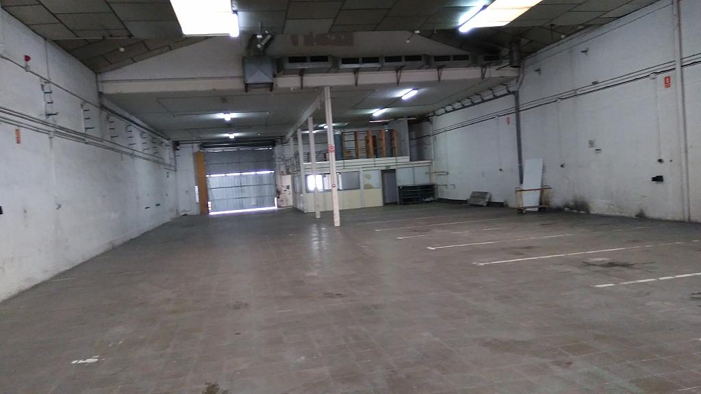 Planta baja - Nave industrial en alquiler en calle Anselm Turmeda, Polígon Sud-Oest en Sabadell - 258162617