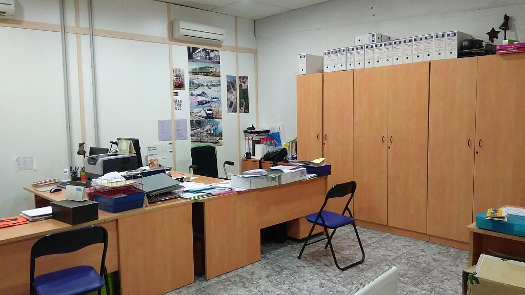 Oficina - Nave industrial en alquiler en calle Congost, Camí Fondo en Martorell - 259240057