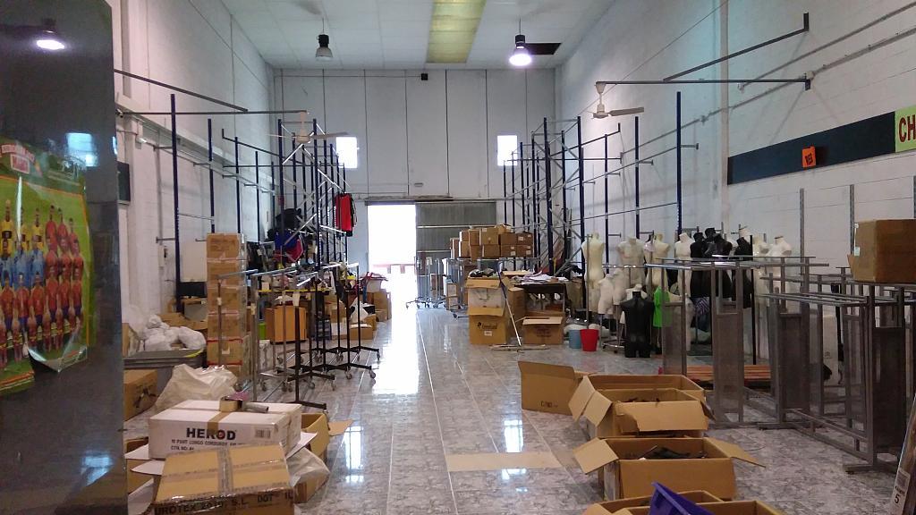 Planta baja - Nave industrial en alquiler en calle Congost, Camí Fondo en Martorell - 259240132