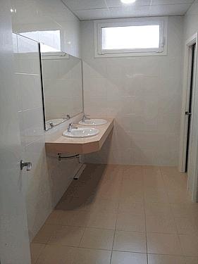 Baño - Oficina en alquiler en calle Galileu, Les corts en Barcelona - 263611161