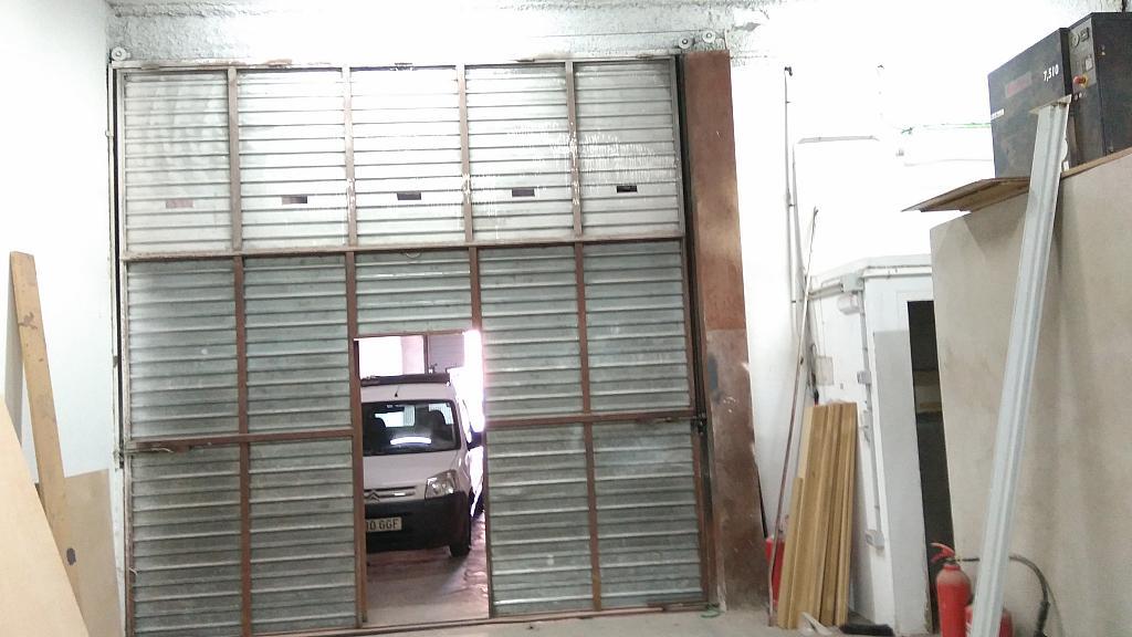 Detalles - Nave industrial en alquiler en calle Carrilet, Collblanc en Hospitalet de Llobregat, L´ - 277638126
