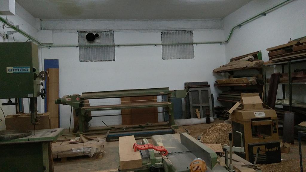 Planta baja - Nave industrial en alquiler en calle Carrilet, Collblanc en Hospitalet de Llobregat, L´ - 277638233