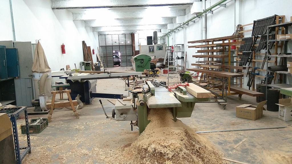 Planta baja - Nave industrial en alquiler en calle Carrilet, Collblanc en Hospitalet de Llobregat, L´ - 277638359