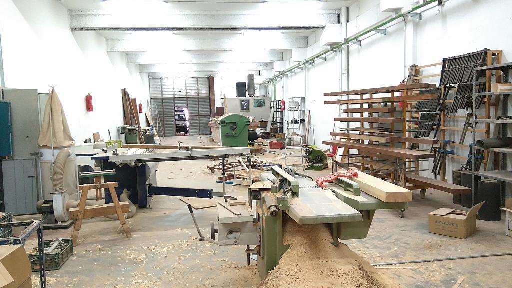 Planta baja - Nave industrial en alquiler en calle Carrilet, Collblanc en Hospitalet de Llobregat, L´ - 277638427