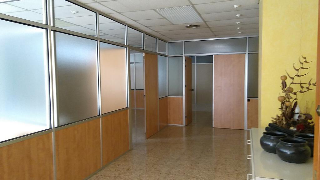 Despacho - Oficina en alquiler en travesía Industrial, Santa Eulàlia en Hospitalet de Llobregat, L´ - 279777345