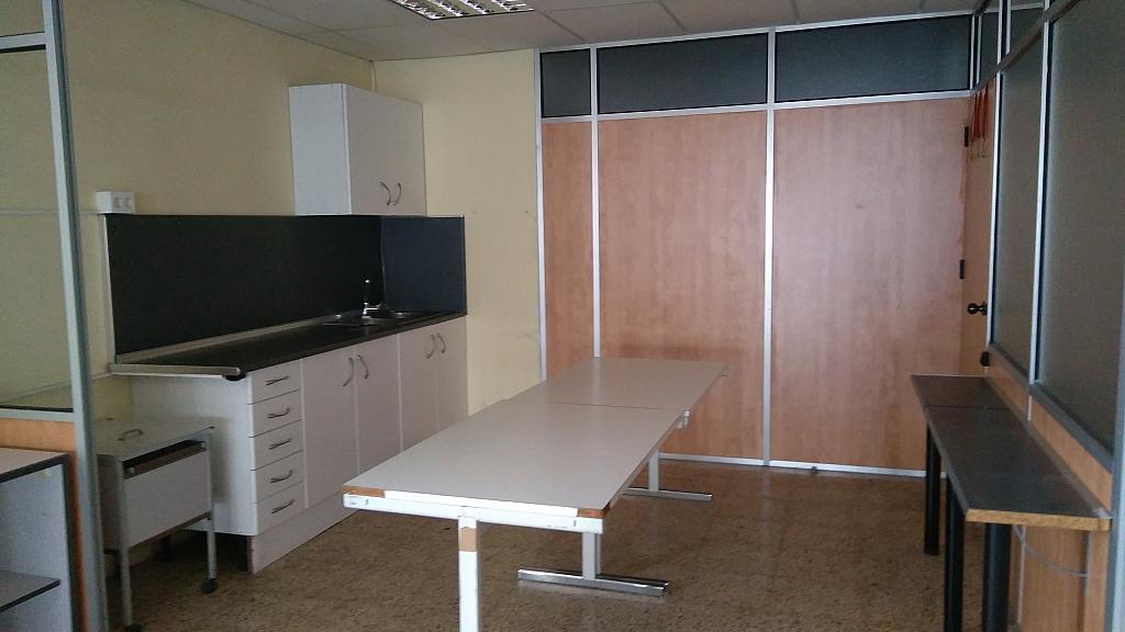 Despacho - Oficina en alquiler en travesía Industrial, Santa Eulàlia en Hospitalet de Llobregat, L´ - 279777424