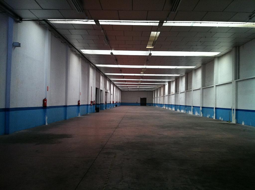 Planta baja - Nave industrial en alquiler en calle Marina, Almeda en Cornellà de Llobregat - 280327305