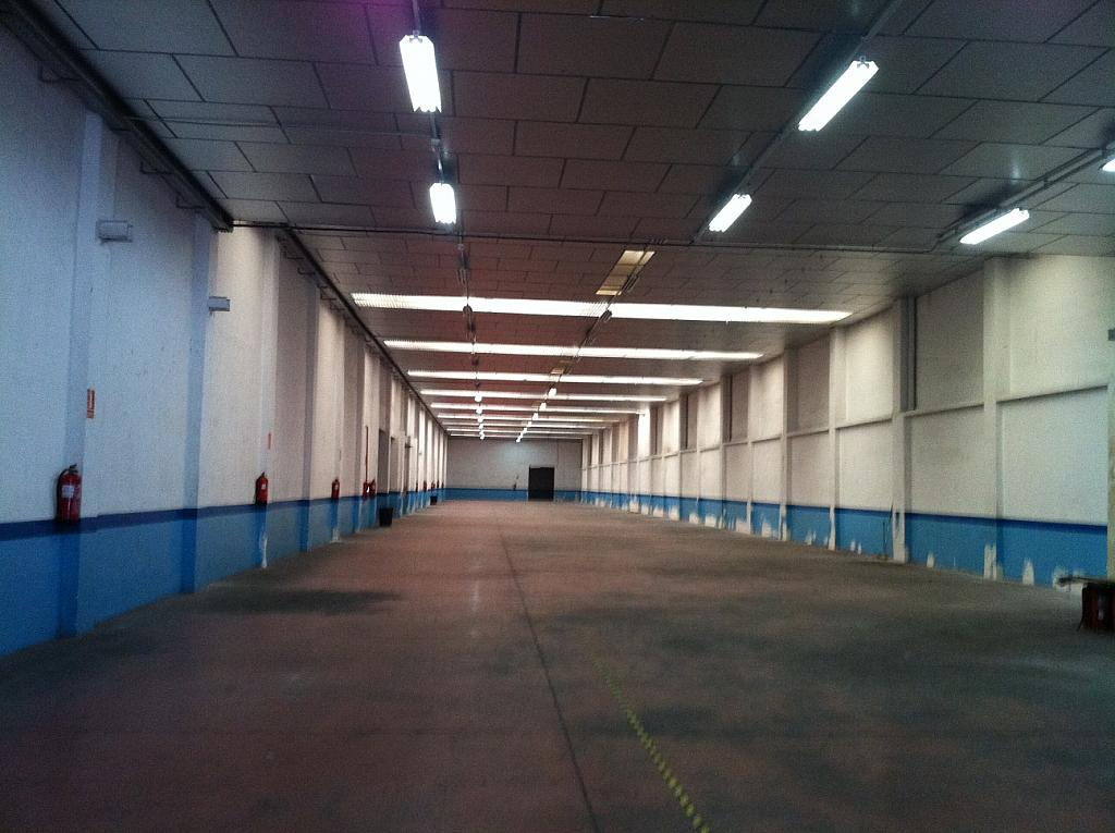 Planta baja - Nave industrial en alquiler en calle Marina, Almeda en Cornellà de Llobregat - 280327310
