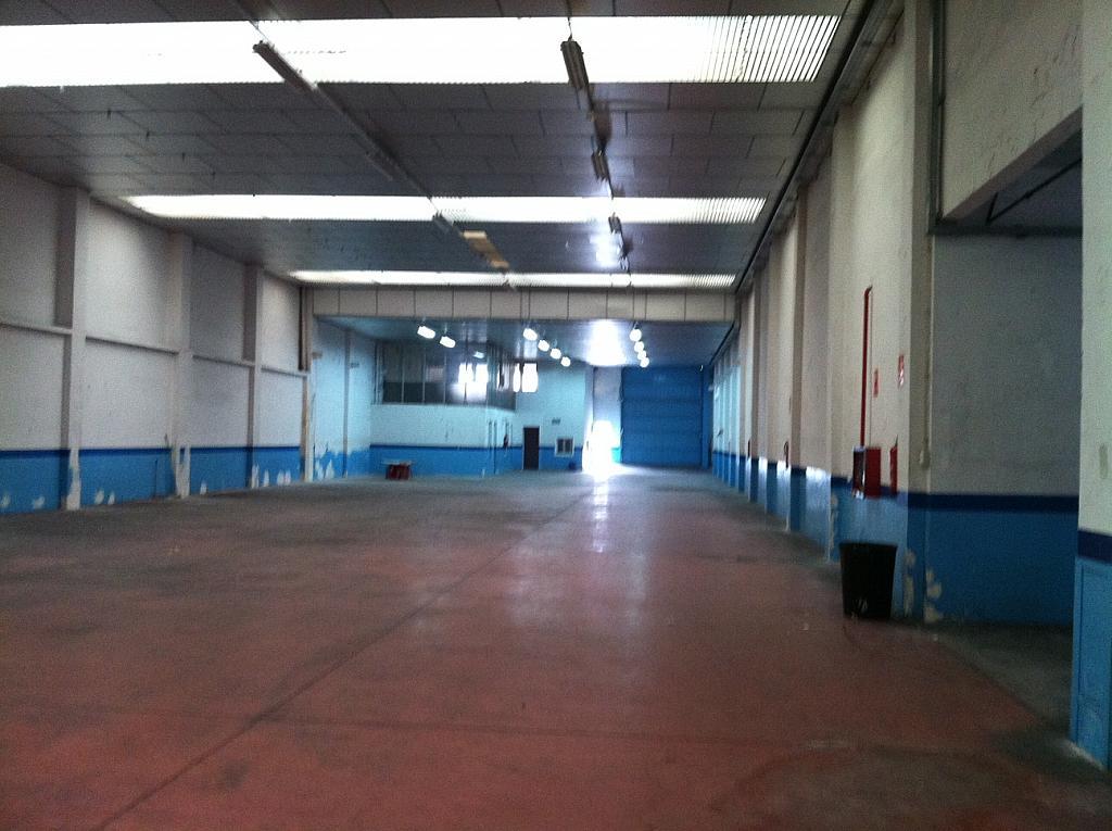 Planta baja - Nave industrial en alquiler en calle Marina, Almeda en Cornellà de Llobregat - 280327317