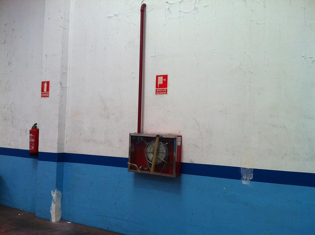 Detalles - Nave industrial en alquiler en calle Marina, Almeda en Cornellà de Llobregat - 280327320