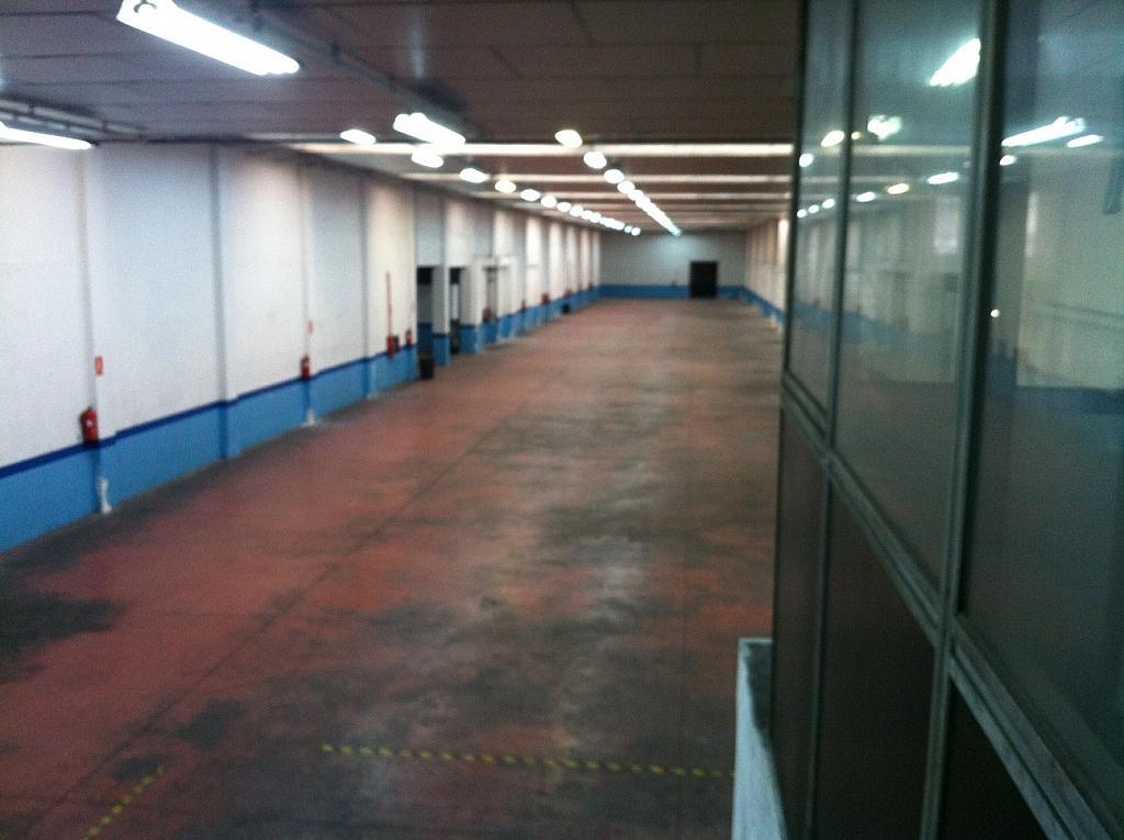 Planta baja - Nave industrial en alquiler en calle Marina, Almeda en Cornellà de Llobregat - 280327322