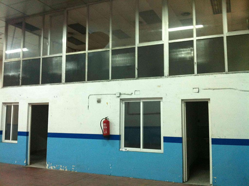 Despacho - Nave industrial en alquiler en calle Marina, Almeda en Cornellà de Llobregat - 280327350